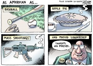 American - Rob Rogers