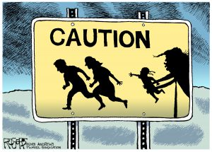 Immigrant Kids - Rob Rogers