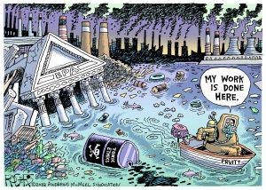 EPA Resignation - Rob Rogers