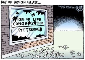 Broken Glass - Rob Rogers