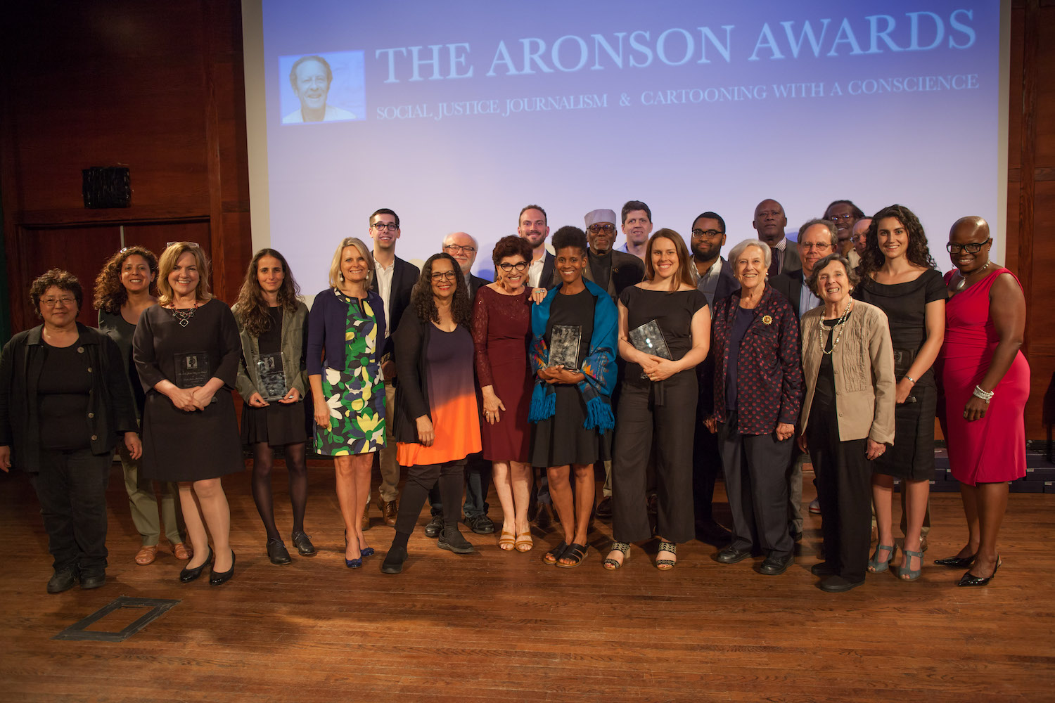 Awardees and Judges
