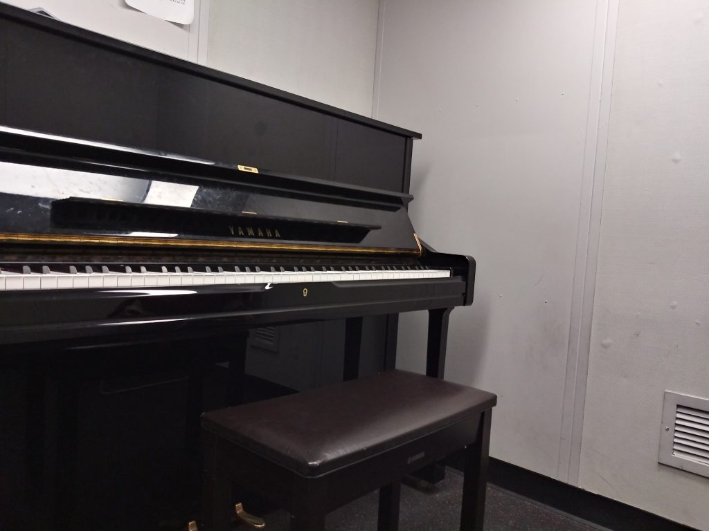 Students claim music rooms used for everything except music