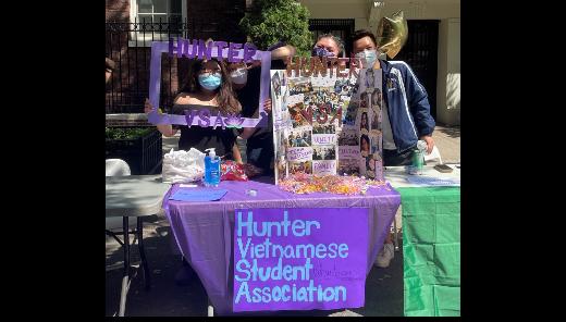 Hunter Kicks Off Fall Semester with Club Fair, Carnival