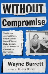 Wayne Barrett's posthumously published book
