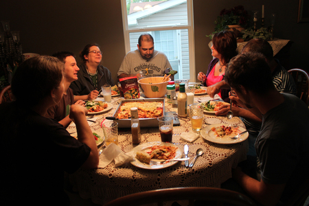 Family and Rest Prioritized Over Spring Break Partying