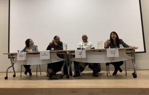 Hunter Silberman School hosts food scarcity panel