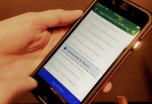 Navigate allows people to schedule academic advising and tutoring appointments.
