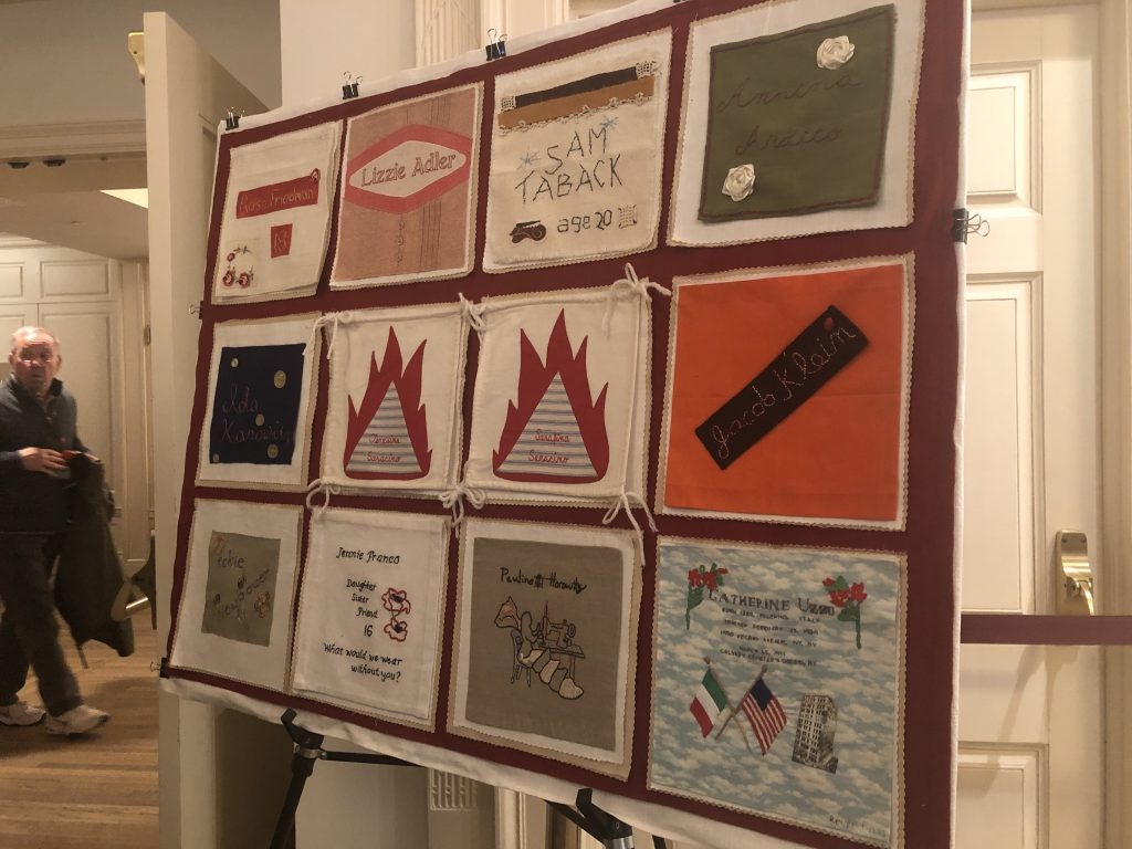 Looking back at tragedy: Art inspired by Triangle Shirtwaist fire