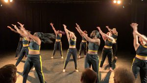 Dance majors wrap up semester with diverse performances