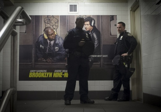 Police Officers in the MTA