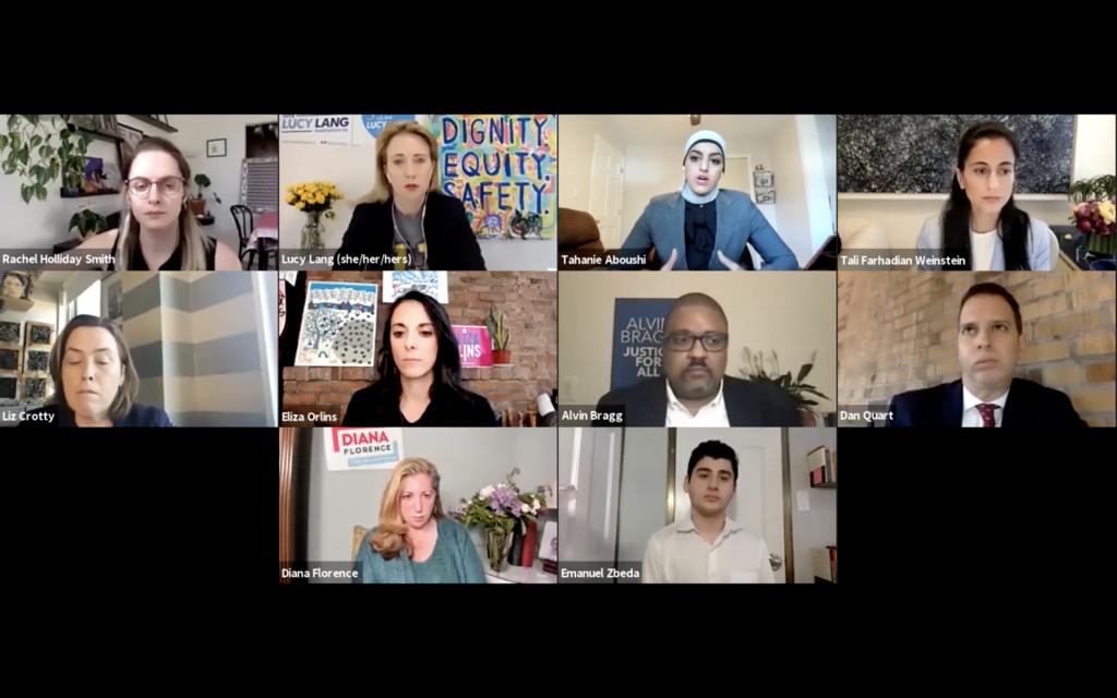 Manhattan DA Candidates Tell Students Their Vision for Borough