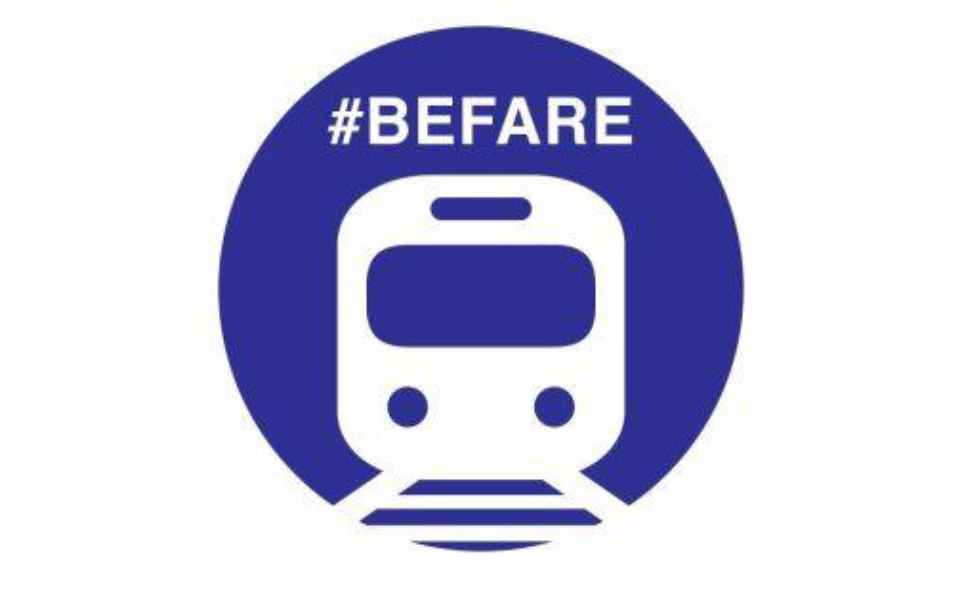 Baruch student takes on the MTA with #BeFare