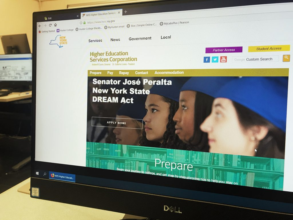 Path Is Open For DACA Students To Receive Scholarships
