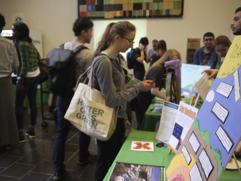 Green Initiative funds student sustainability projects
